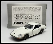 TOMICA LIMITED TL Nissan Fairlady Z 240ZG 1/60 TOMY Diecast Car WHITE 58