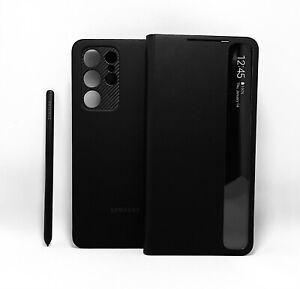 Original Samsung Official Galaxy S21 Ultra 5G Smart Clear View Cover with S Pen
