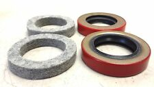 Jeep Willys MB GPW CJ2A 3A M38-A1 TC-18 output seal double lip W/Felt Wash, QT2