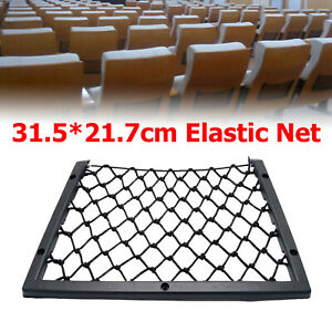Interior Car Boot Tidy Black Large Elastic Storage Cargo Net 31.5 x 21.7cm UK
