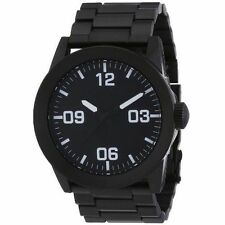 Nixon Stainless Steel Band Adult Analogue Wristwatches