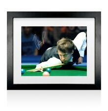 More details for framed judd trump signed photo - world champion autograph