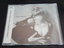 MADONNA Rescue Me (Remixes) GERMAN 3 TRACK CD SINGLE 9362-40035-2 VG condition!!