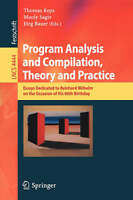 Program Analysis and Compilation, Theory and Pra, , New
