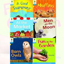 Oxford Reading Tree, Level 3 Floppy's Phonics, 6 Children's Books Set NEW Pack
