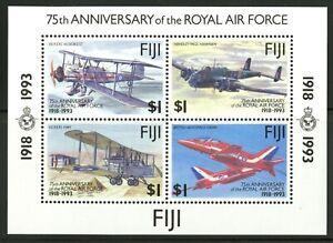 Fiji   1993   Scott # 691  Mint Never Hinged Souvenir Sheet