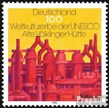 FRD (FR.Germany) 1875 (complete issue) FDC 1996 Culture- and Natural heritage