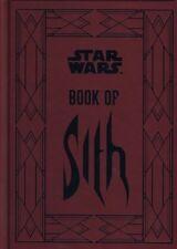 Star Wars - Book Of Sith Wallace  Daniel 9781781166178