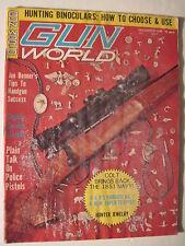 Gun World Magazine (December 1971) 1851 Navy Colt/ Black Powder Colt/ H & R