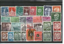 Gestempelte Briefmarken aus Berlin (1960-1969) Sammlungen