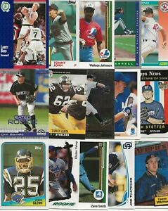 (15) Different Indiana State Sycamores Alumni Cards NO DUPES! Larry Bird Barmes