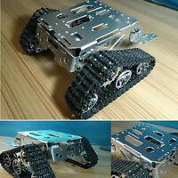 Metal Robot Tank Crawler Chassis For Arduino Smart Car Robot Kit