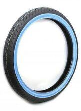 METZELER ME888 WHITE WALL 80/90-21 FRONT TIRE HARLEY SPORTSTER SOFTAIL DYNA WIDE