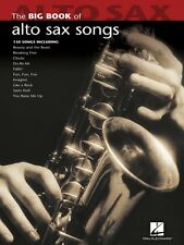 Big Book of Alto Sax Songs Instrumental Folio Book NEW 000842209