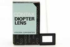 [UNUSED] Genuine Contax Diopter Lens FL+2 for RX/II Aria S2/b 167MT NX #307
