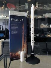 SPACEX FALCON 9 DISPLAY MODEL AND STAND. 1:100 SCALE