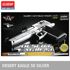 ACADEMY Desert Eagle 50 Airsoft Pistol BB Gun 6mm Hand Grips 20mm Rail ABS Parts