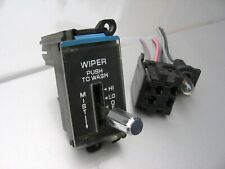GM 78 79 80 81 BUICK OLDS TORONADO WIPER WASHER SWITCH MANY MAKES MODEL 1260453