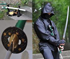 High Carbon Steel Japan Ninja Sect Shrine Samurai Sword Katana Razor Sharp Blade