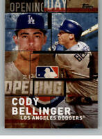 2018 Topps MLB Opening Day Blue Baseball Card Pick From List Blaster Exclusive