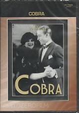 Cobra (1925) DVD 1° edición