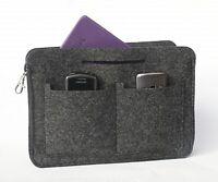 Tasche Organizer Handtaschenorganizer Taschenorganizer Bag in Bag Filz Schwarz