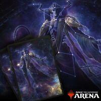 MTG Arena Secret Lair Theros Stargazing Bundle Volume III Sleeves Code Erebos