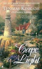 CAPE LIGHT - THOMAS KINKADE & KATHERINE SPENCER -1ST in SERIES -PB