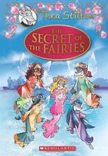 Thea Stilton Special Edition: The Secret of the Fairies-ExLibrary