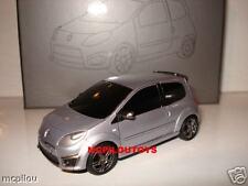 NOREV RESINE RENAULT CONCEPT CAR TWINGO RS SALON DE GENEVE 2008 au 1/43 °