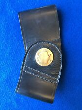 Replacement Leather Frog for Springfield Bayonet Scabbard with Hoffman Swivel