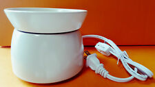Glade Electric Wax Melt Tart Warmer Limited Spring Collection NEW IVORY Free SH