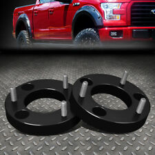 """FOR 2004-2017 FORD F150 2/4WD BLACK 1.5""""FRONT TOP MOUNT LEVELING LIFT KIT SPACER"""