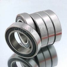 5PCS 6803-2RS 6803RS Deep Groove Rubber Shielded Ball Bearing (17mm*26mm*5mm)