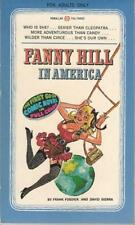 Fanny Hill in America by Frank Fosdick and David Sierra Comic Novel