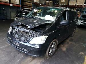 MERCEDES VITO TRANS/GEARBOX AUTOMATIC, RWD, DIESEL, 2.1, 639, 02/11-02/15
