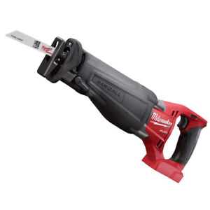 Milwaukee 18V Li-Ion Cordless Fuel Sawzall Reciprocating Saw - M18CSX-0