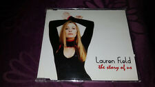 Lauren Field / The Story of us - Maxi CD 2005