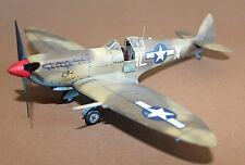 Built:  1/48 Supermarine Spitfire Mk.IX USAAF