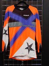 Reusch Soccer Goalie Keeper Longsleeve Padded Jersey Star 3611600S ORANGE Large