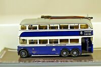 CORGI OOC - REF.NO.OM43701 AEC 6641T TROLLEYBUS BELFAST CORPORATION RTE:8
