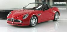 """Altaya 1:43 Alfa Romeo 8C Competizione Spider series """"Supercars"""""""