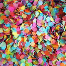 Rainbow Confetti Biodegradable Wedding Confetti, Table Confetti Festival Wedding