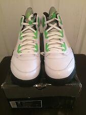 Nike Air Jordan 5 V Retro Q54 Quai54 Raging Bull Laser 467827 105  Sz 12