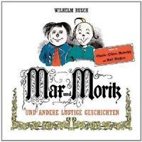 RUDOLPH/RICHTER - MAX UND MORITZ UND ANDERE LUSTIGE GESCHICHTEN 2CD HÖRBUCH NEU