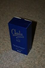 Charlie Blue 3.4 oz Revlon EDT Natural Spray Perfume Women Brand New In Box