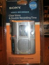 Sony Voice Recorder Cassette Recorder New in Package #Tcm200Dv
