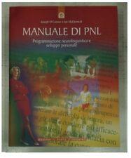 LIBRO: Manuale di PNL, Programmazione Neurolinguistica e Sviluppo Personale