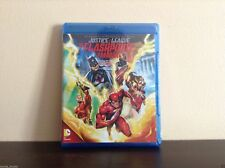 Justice League: The Flashpoint Paradox (Blu-ray + DVD + UV) *BRAND NEW*