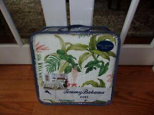 NIP Tommy Bahama Monte Verde Tropical Full/Queen Quilt